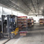 Warehouse loading and unloading